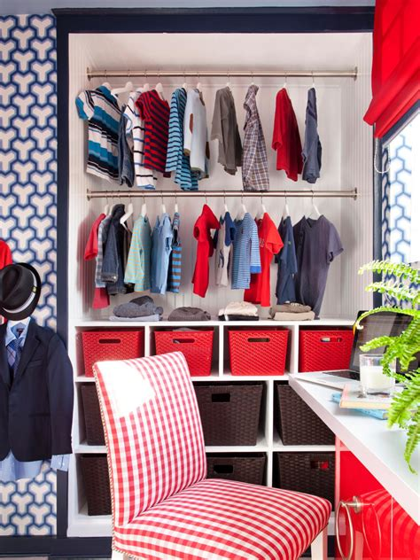 S Closet by Smart Storage For Rooms Hgtv