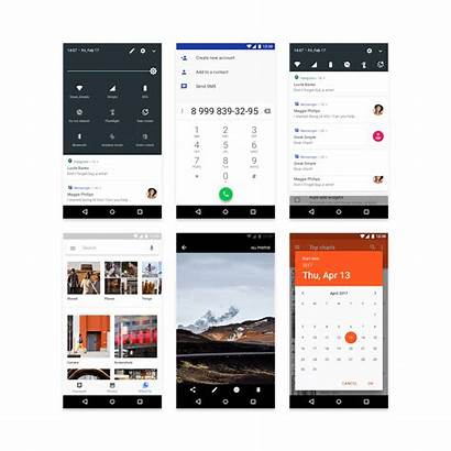 Ui Android Kit Gui App Material Format