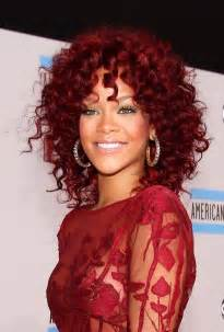 How To Get Turmeric Out Of Carpet by Red Hair Colors For Black Women Burgundy Hair Color