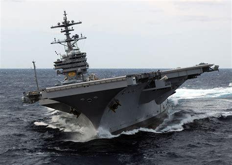Fileus Navy 100227n4408b642 The Aircraft Carrier Uss
