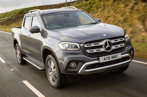 Mercedes-benz X-class 2017 Uk Review