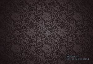 10+ Dark Floral Wallpapers | Floral Patterns | FreeCreatives