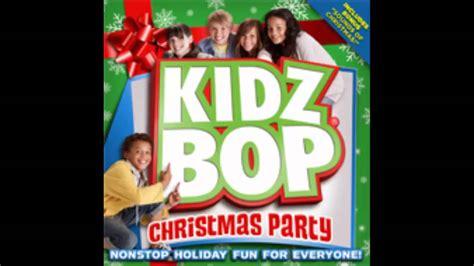 kidz bop kids jingle bell rock  generation mix youtube