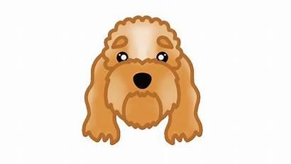 Dog Sticker Doodle Giphy Cavapoo Goldendoodle Everything
