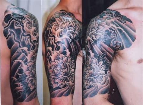 soldeer kachel celtic tattoos on shoulders