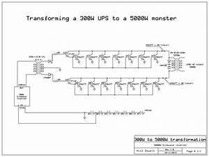 2n3773 Inverter Circuit