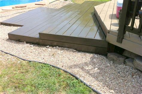 remodelaholic build a wooden pallet deck for 300