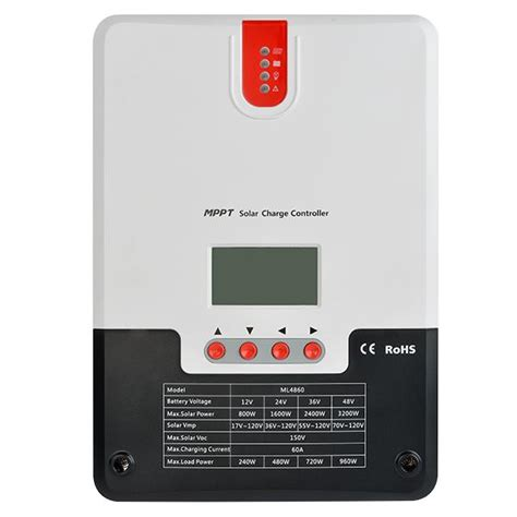 Solar Charge Controller Powersave Mppt