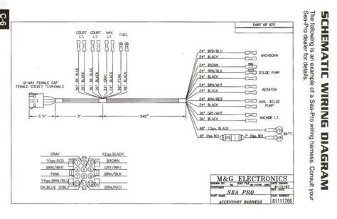 Alumacraft Wiring Schematic by Problems Help Me Out Before I Buy A New Set Sea