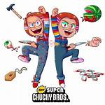 Deviantart Chucky Bros Beetlejulia Play Movie Horror