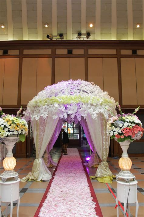 journey   day  wedding decoration review star