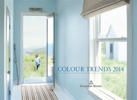 the 2014 benjamin color of the year breath of