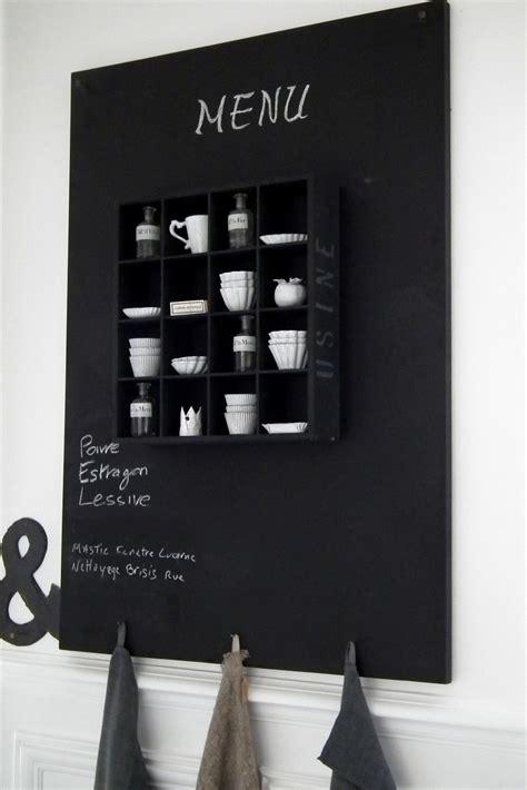 tableau noir ardoise cuisine étourdissant tableau en ardoise pour cuisine avec tableau