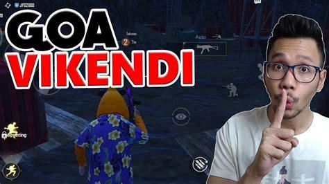 rame  goa vikendi pubg mobile indonesia youtube