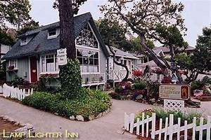 Lamp lighter inn sunset house carmel ca fido friendly for Lamplighter carmel