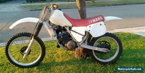Yamaha Yz 100j For Sale In Australia