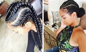 Black Hairstyles Braids 2018 Hair Highlights