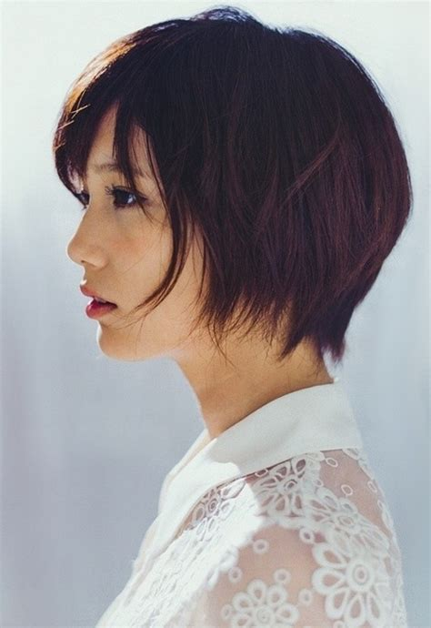 trends  short asian hairstyles popular haircuts