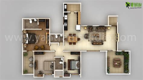 3d Floor Plan Creator, 3d Floor Design, 3d Home Floor Plan