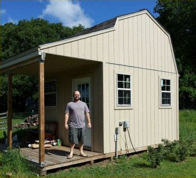 12x12 Shed Plans - Start Building Your Own Awesome Shed Today