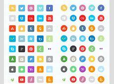 22 packs d'icônes de réseaux sociaux au top pour votre site