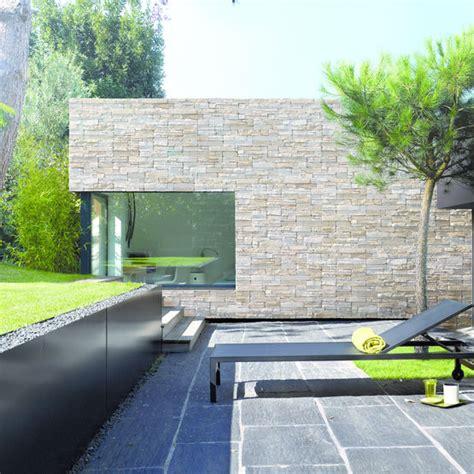 parement seche exterieur parement seche exterieur 28 images villa contemporaine avec habillage pierres de parement