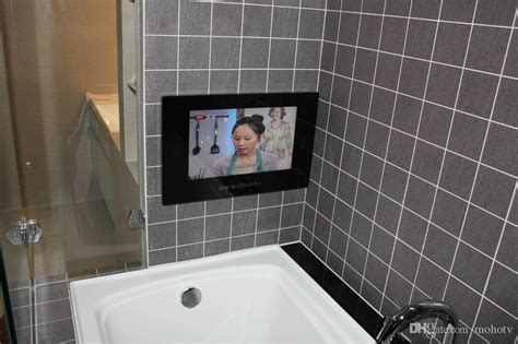 Wholesale 19'' China Waterproof Bathroom Mirror Led Tv