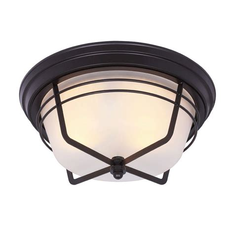 westinghouse bonneville flush mount  light outdoor