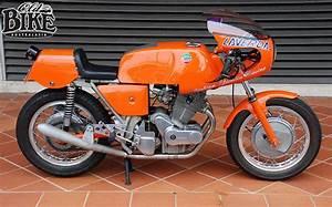 Old Bike Australasia: 1972 Laverda 750 SFC - Tangerine