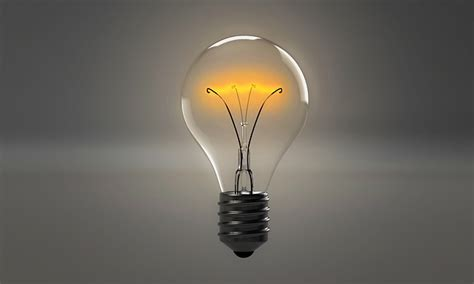 Lightbulb, Bulb, Light, Idea