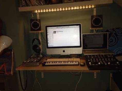 awesome recording studio desk plans   budget