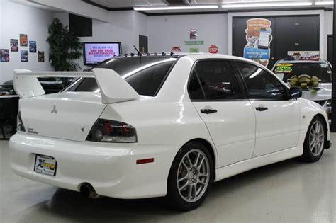2006 Mitsubishi Lancer Evolution Rs Edition! 1 Of 179 Ever