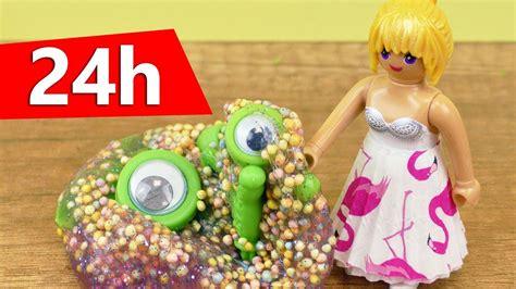 Playmobil Diy Deutsch  Stella 24h Mit Dem Schleim Alien