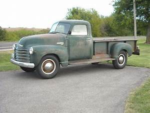 1949 Chevy Pickup Truck  Model 3800 For Sale