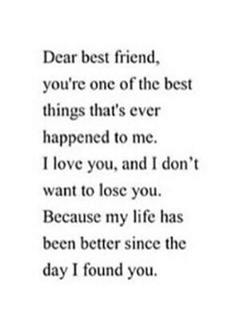 best friend letters that make you cry dear best friend quotes freundschaft 23462