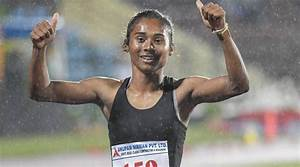World Junior Athletics Championships: Hima Das fastest ...