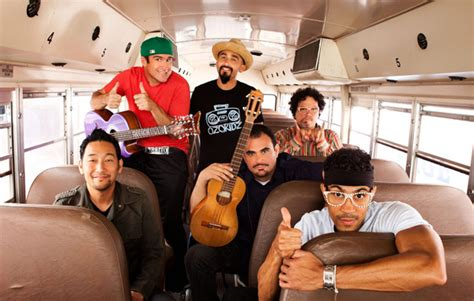 Music In The Park Returns With Ozomatli In July