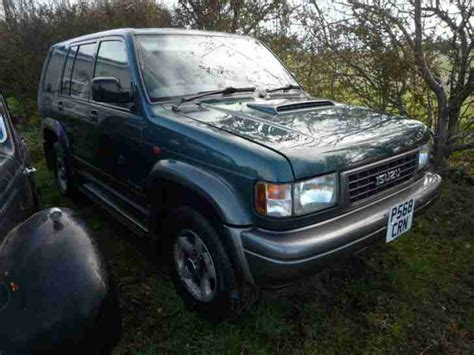 how to fix cars 1996 isuzu trooper windshield wipe control isuzu 1996 trooper big horn spares or repair very good condition car for sale
