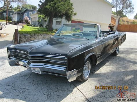 Convertible Chrysler 300 For Sale by 1968 Chrysler 300 1968 Chrysler 300 Convertible For