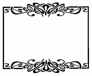 free art nouveau borders image search results - ClipArt ...