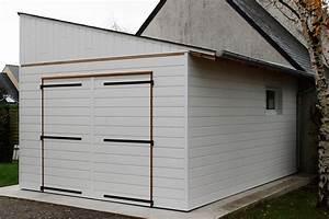 Garage Ossature Bois : julien pasquereaugarage ossature bois julien pasquereau ~ Melissatoandfro.com Idées de Décoration