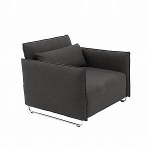 Fauteuil Convertible Une Place : cord fauteuil design convertible lit 1 place softline ~ Teatrodelosmanantiales.com Idées de Décoration