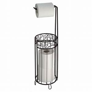 Decorative, Free, Standing, Toilet, Paper, Holder, U0026, Reviews