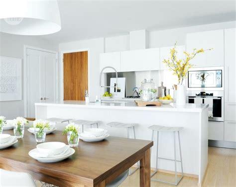deco cuisine blanche decoration cuisine blanche