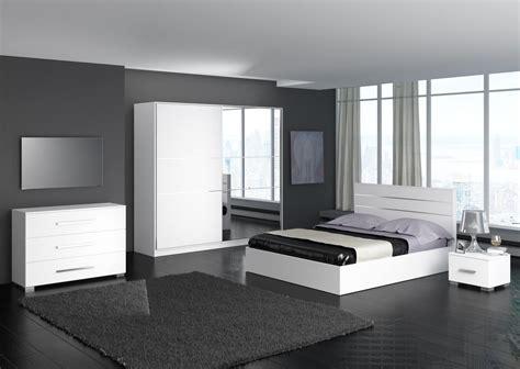 deco de chambre a coucher chambre a coucher moderne et noir