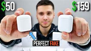 The PERFECT Fak... Fake Airpods