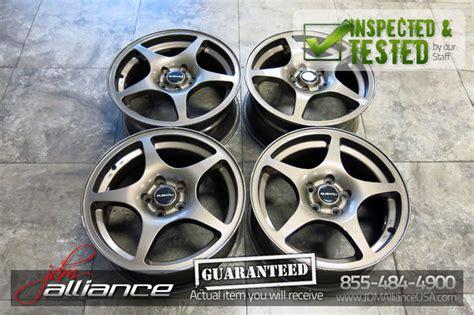 jdm subaru 16x7 5x100 wheels 16 quot inch rims ebay