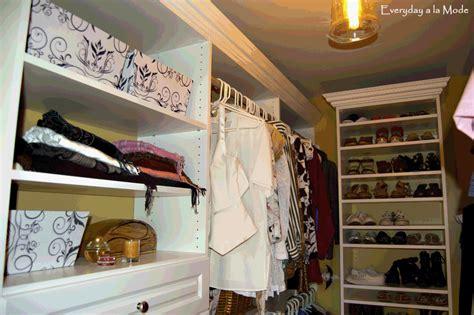 remodelaholic self assembled master closet redo