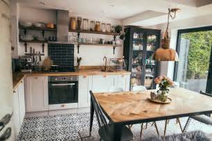 scandi boho kitchen decor   boho kitchen quirky