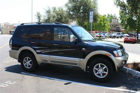 automobile air conditioning service 1994 mitsubishi montero transmission control purchase used 2001 mitsubishi montero limited sport utility 4 door 3 5l in san diego california